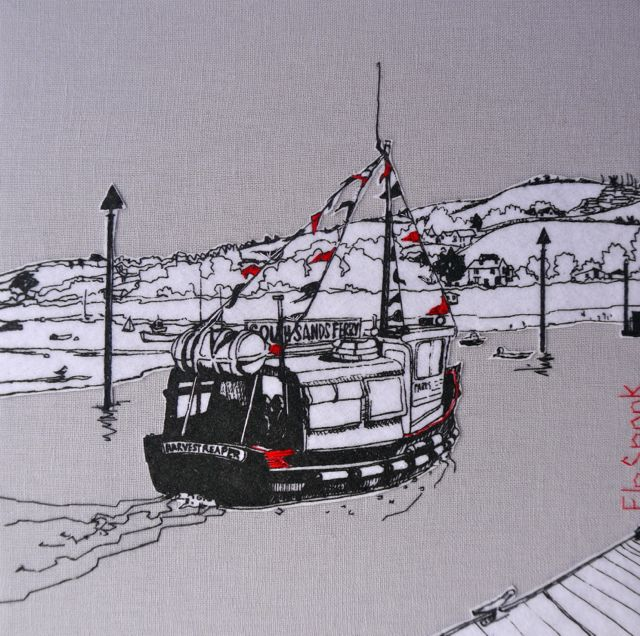 South sands ferry 20x20